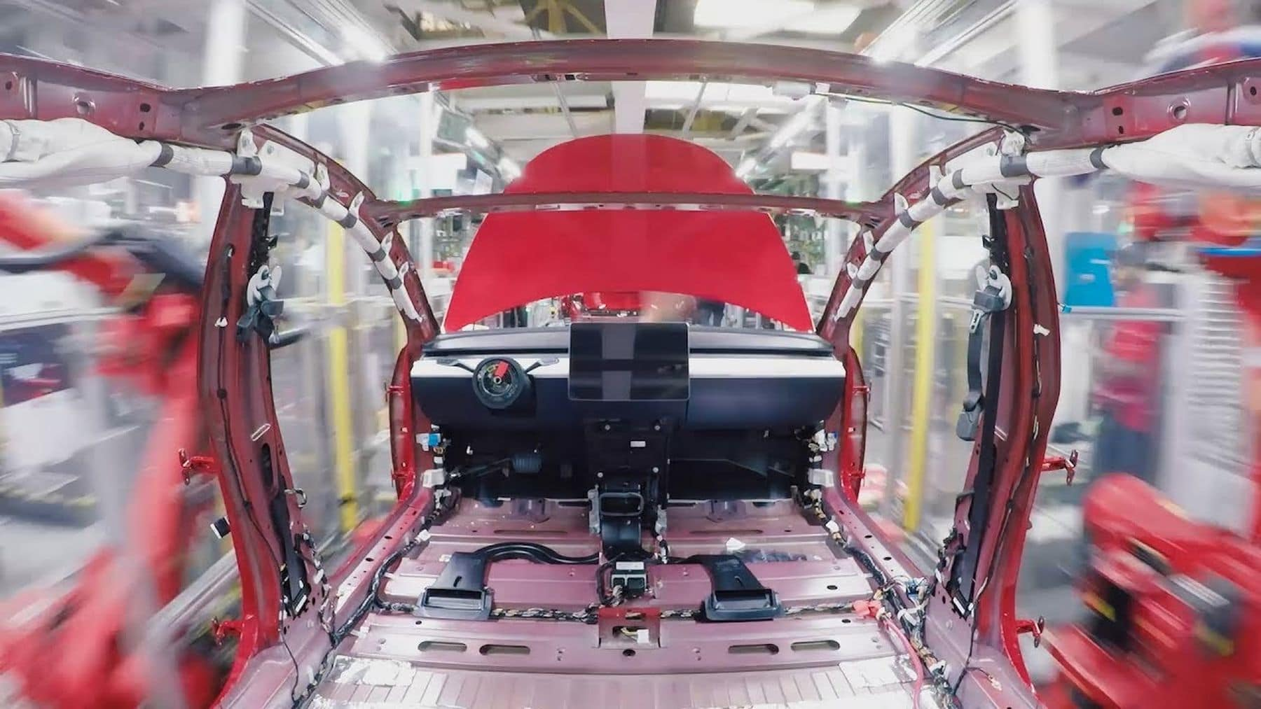Wie ein Tesla Model 3 gebaut wird | Handwerk | Was is hier eigentlich los?