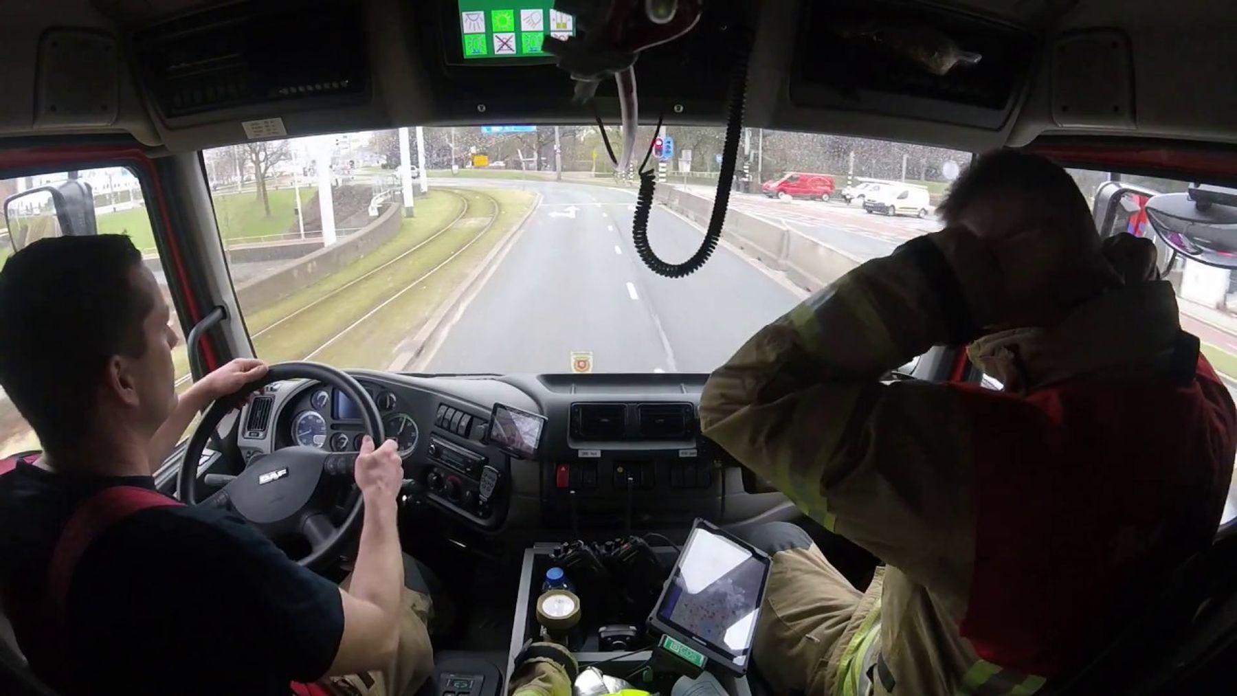 Wie es ist, als Feuerwehr durch alltäglichen Verkehr zu fahren | Awesome | Was is hier eigentlich los?