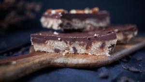 Line macht Chocolate Chip Cookie Bars | Line backt | Was is hier eigentlich los?