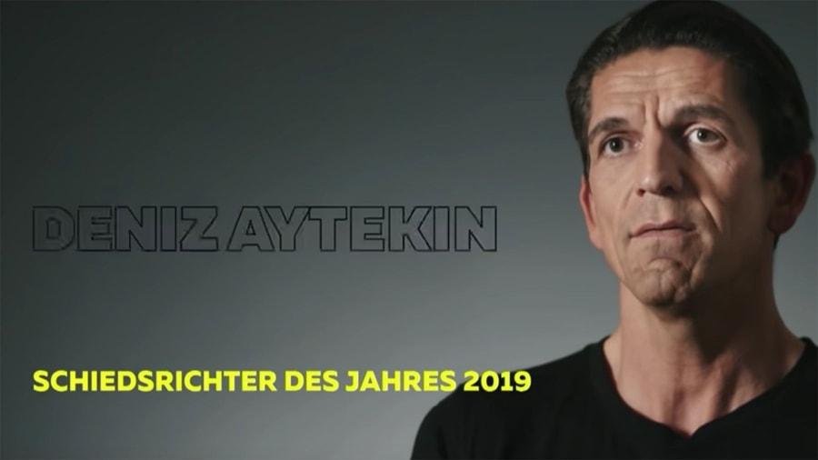 Dokumentation: Schiedsrichter Deniz Aytekin – Karten, Pfiffe, fette Bässe | Was gelernt | Was is hier eigentlich los?