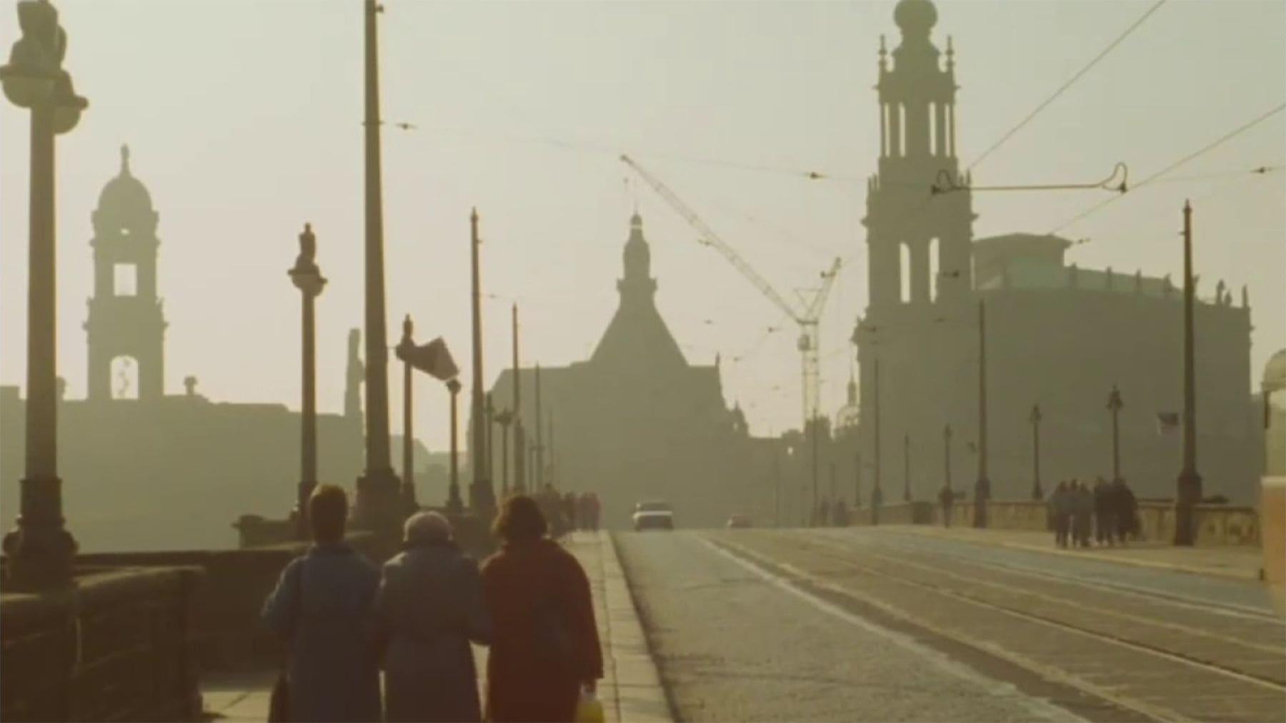 Dresden 1990 / 1991 | Zeitgeschichte | Was is hier eigentlich los?