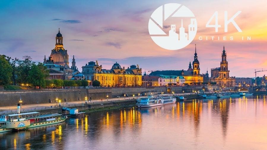 Dresden in 4K | Travel | Was is hier eigentlich los?