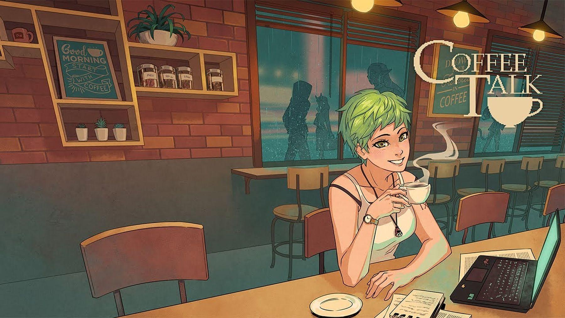 Entspanntes Spielen: Coffee Talk   Games   Was is hier eigentlich los?