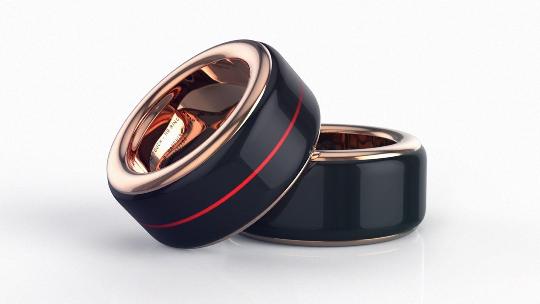 Passend zum Valentinstag: Der HB Ring – Spür den Herzschlag deines Partners | Gadgets | Was is hier eigentlich los?