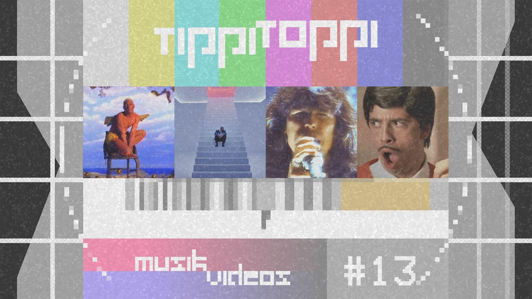 Tippi Toppi Musikvideos Vol. 13 – Das vorletzte Musikvideo raubt Dir (noch immer) den Atem!   Musik   Was is hier eigentlich los?
