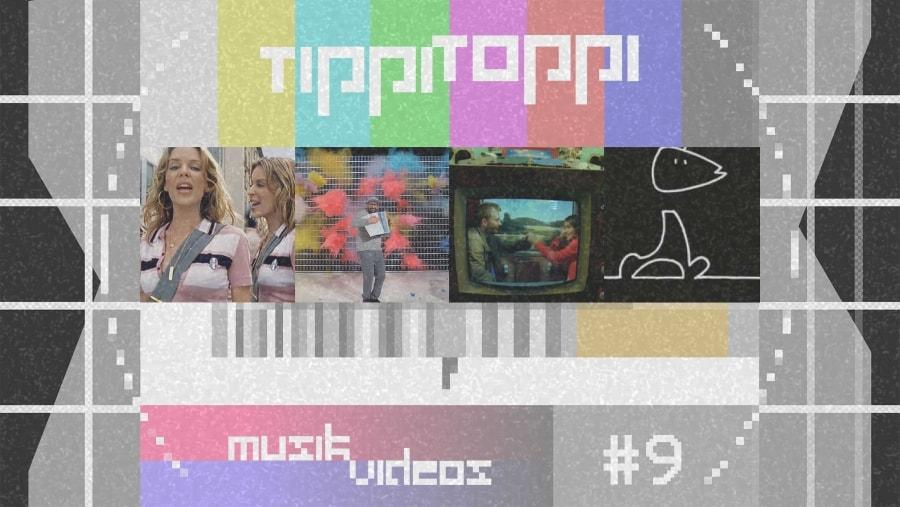 Tippi Toppi Musikvideos Vol. 9 – Das vorletzte Musikvideo raubt Dir (noch immer) den Atem! | Musik | Was is hier eigentlich los?