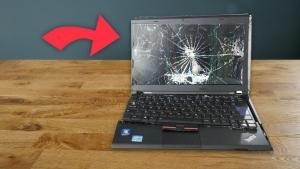 Was man so aus alten, kaputten Laptops basteln kann | Nerd-Kram | Was is hier eigentlich los?