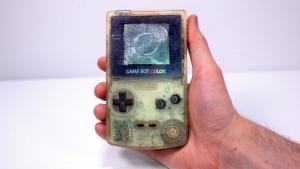 Wie man einen alten Gameboy Color restauriert | Gadgets | Was is hier eigentlich los?