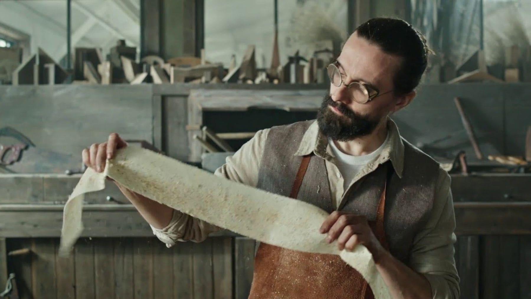 Alternative: Toilettenpapier aus Holz | Werbung | Was is hier eigentlich los?