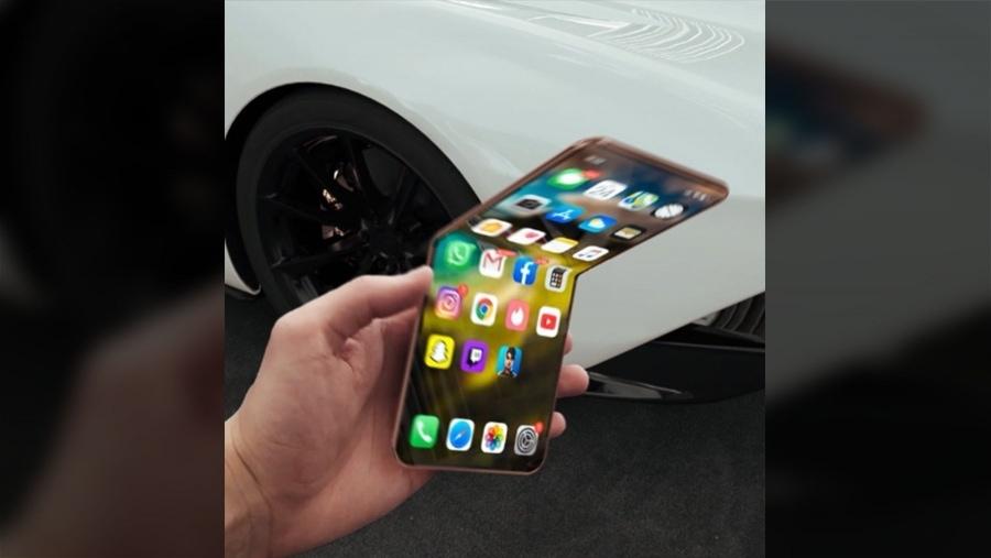 Ein gar nicht mal so schlechtes Konzept für ein faltbares iPhone | Gadgets | Was is hier eigentlich los?