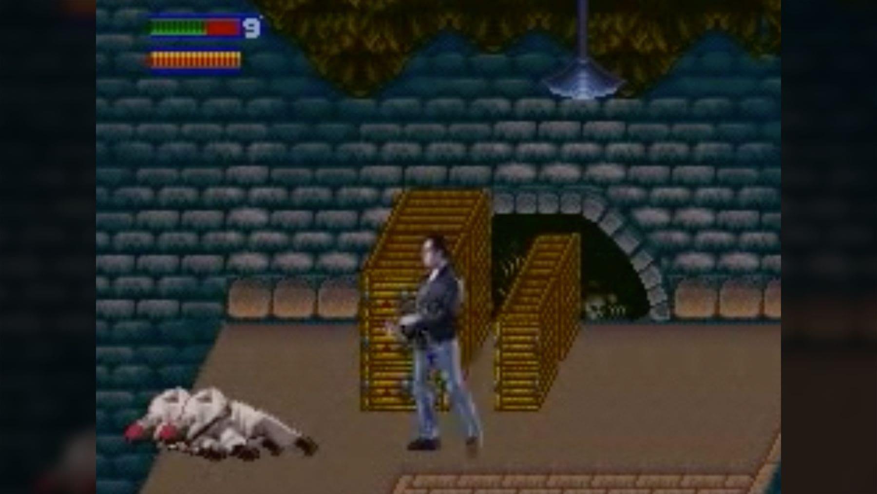 Es gab ein Steven Seagal-Spiel, dass nie veröffentlich wurde   Games   Was is hier eigentlich los?