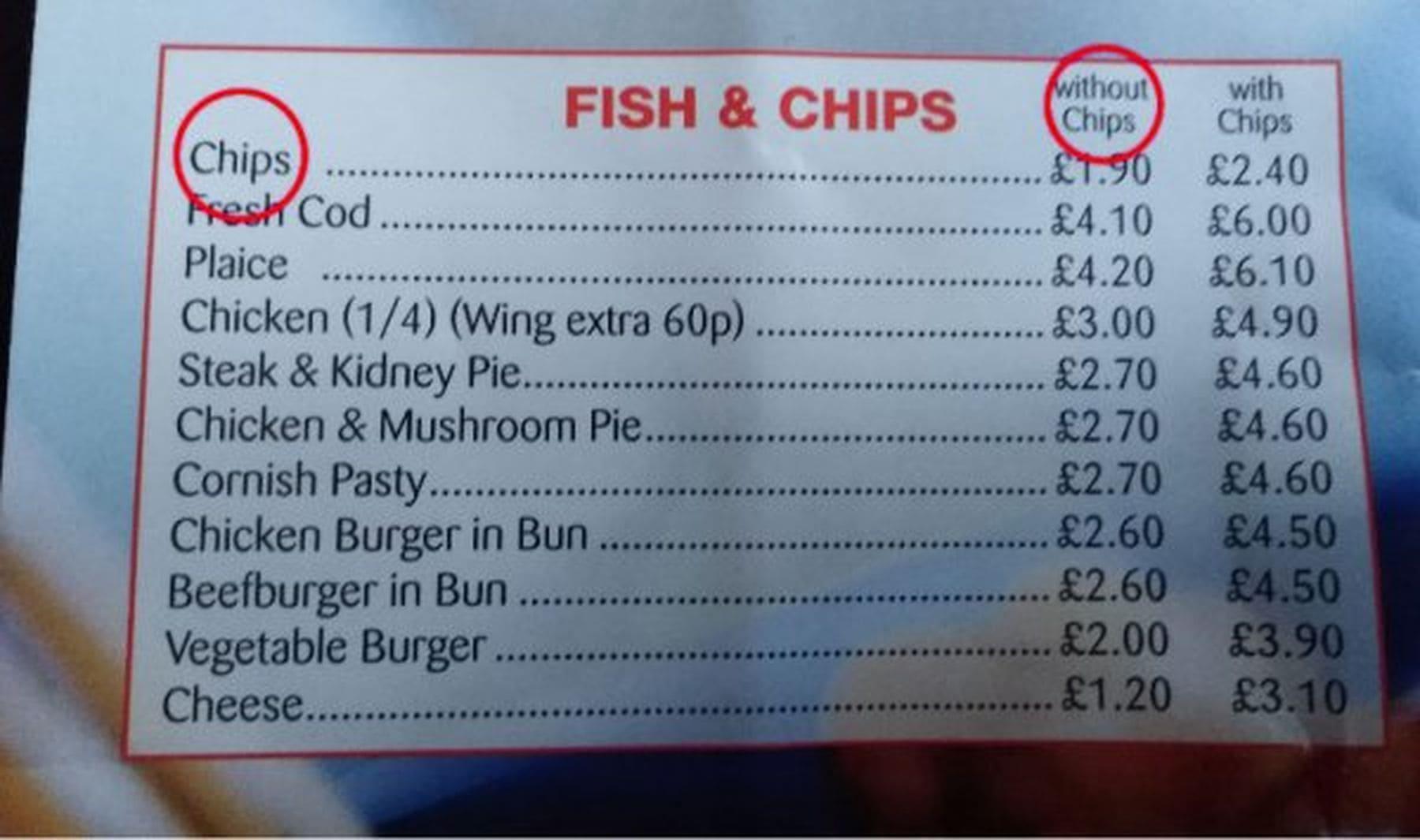 Geil: Chips ohne Chips für nur £1,90 | Lustiges | Was is hier eigentlich los?