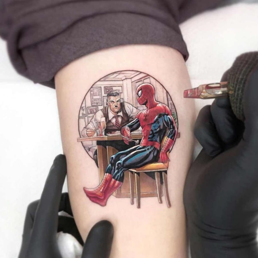 Großartige Pop-Kultur-Tattoos von Eden Kozokaro | Design/Kunst | Was is hier eigentlich los?