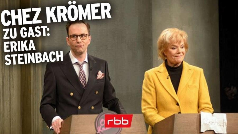 Kurt Krömer grillt Erika Steinbach | Lustiges | Was is hier eigentlich los?
