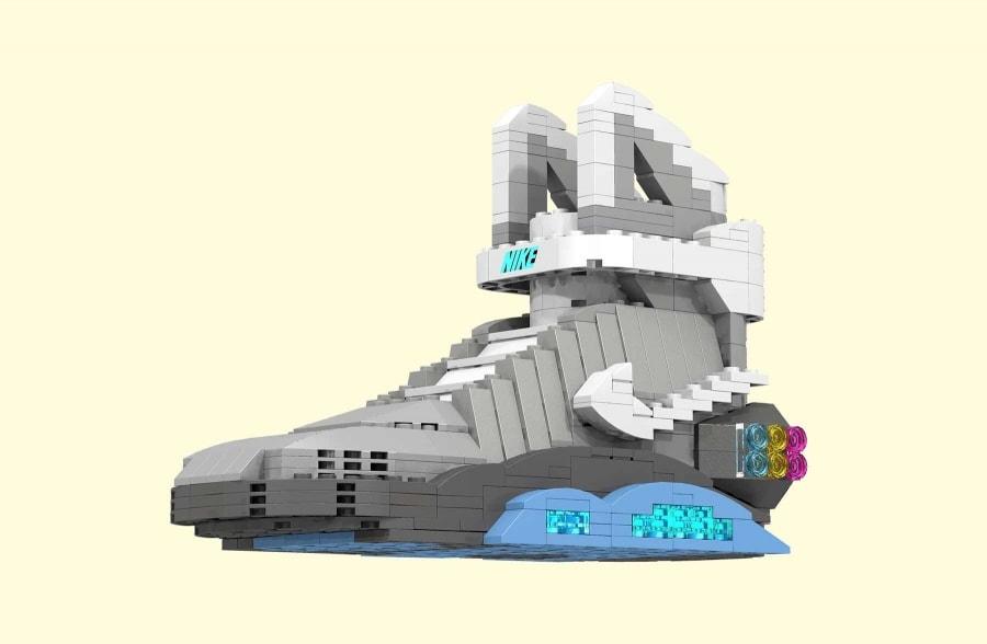 LEGO-Sneaker von Tom Yoo | Design/Kunst | Was is hier eigentlich los?