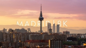 Madrid in 8K | Travel | Was is hier eigentlich los?