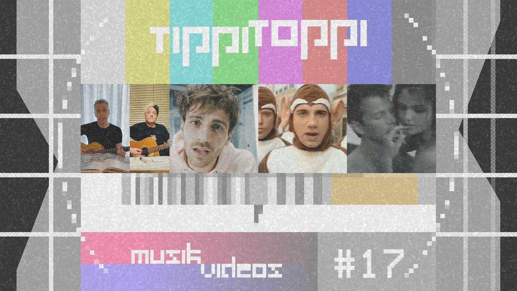 Tippi Toppi Musikvideos Vol. 17 – Das vorletzte Video verändert dein Leben (ein bisschen vielleicht) | Musik | Was is hier eigentlich los?