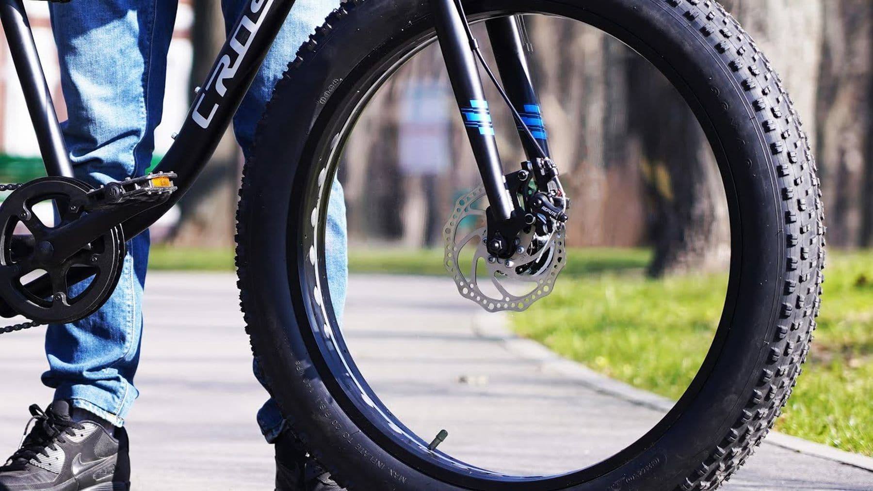 Unsichtbare Fahrrad-Räder | Gadgets | Was is hier eigentlich los?