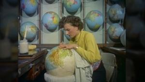 Wie ein Globus 1955 hergestellt wurde | Handwerk | Was is hier eigentlich los?