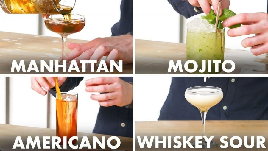 Wie man wirklich JEDEN Cocktail mixt | Was gelernt | Was is hier eigentlich los?