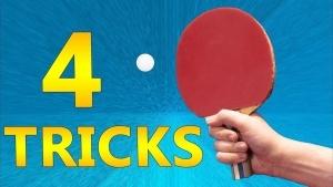 4 Tischtennis-Tricks, die man aktuell Zuhause lernen kann | Awesome | Was is hier eigentlich los?