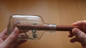 Churchills Zigarren- und Whiskey-Flaschen-Puzzle gelöst | Gadgets | Was is hier eigentlich los?