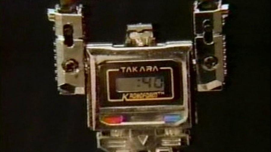 Eine Robo-Watch aus den 80ern | Gadgets | Was is hier eigentlich los?