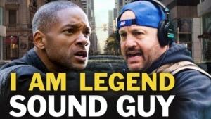 Kevin James als Ton-Mann bei I Am Legend | Lustiges | Was is hier eigentlich los?