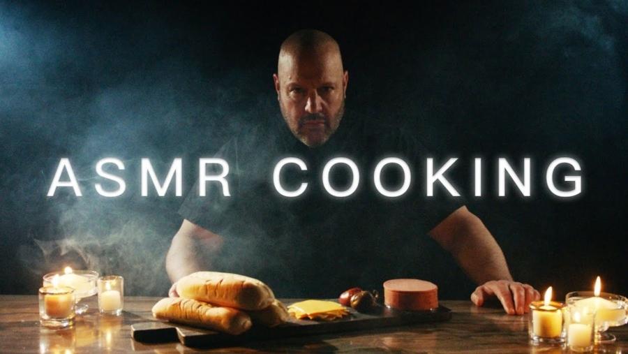 Kevin James und sein ASMR-Koch-Video | Lustiges | Was is hier eigentlich los?