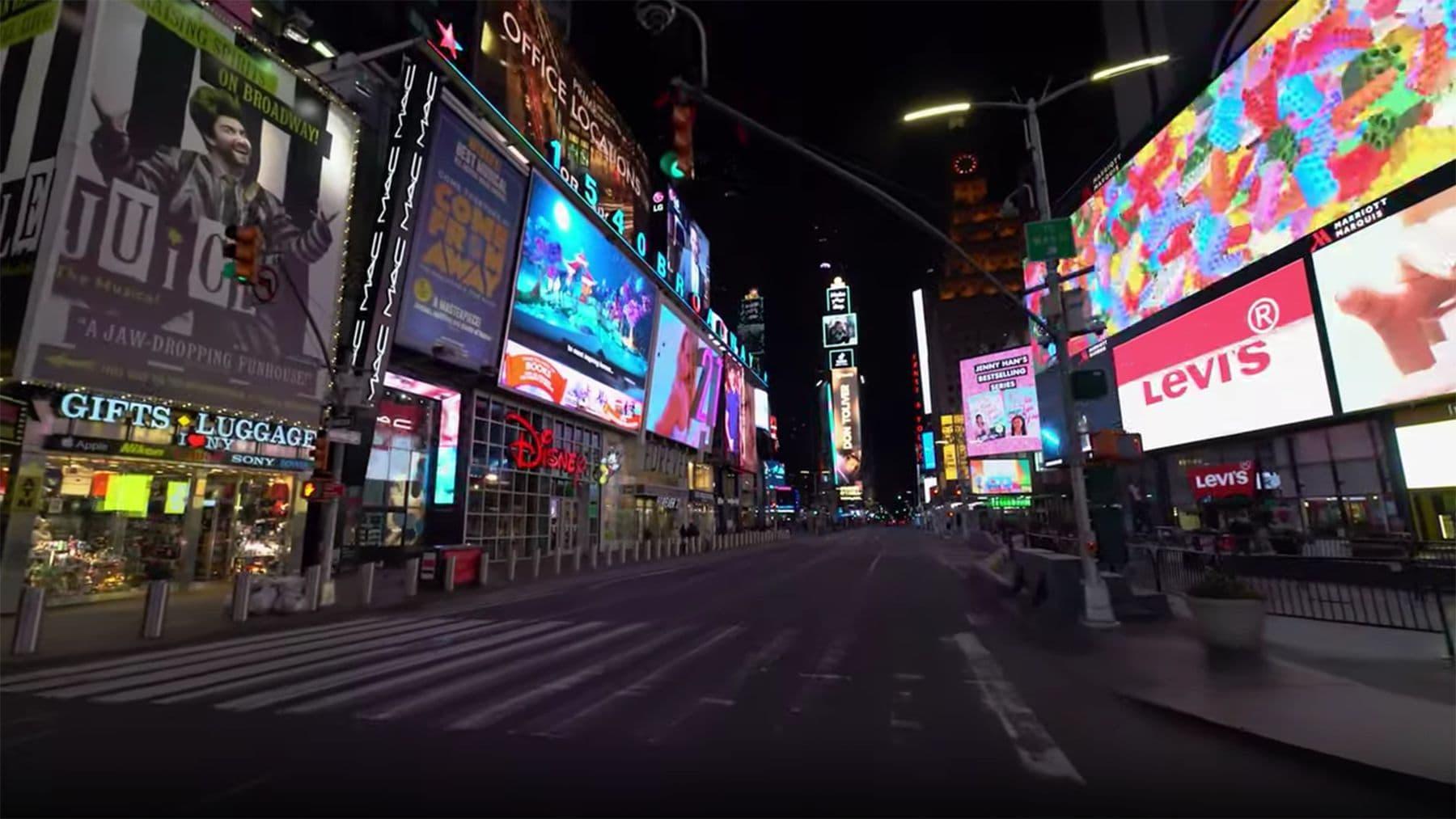 New York in absoluter Stille und Einsamkeit | Travel | Was is hier eigentlich los?