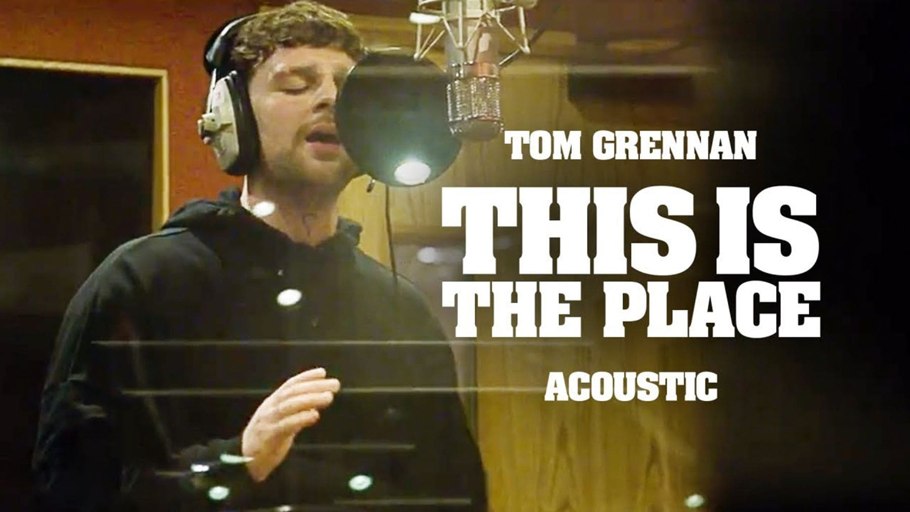 Tom Grennan - This is the Place (Acoustic Video) | Musik | Was is hier eigentlich los?