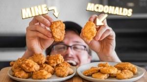 Chicken Nuggets Zuhause nachgemacht | Essen und Trinken | Was is hier eigentlich los?