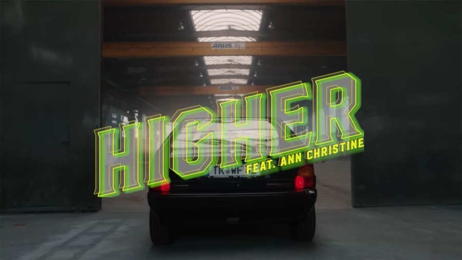 Cymo feat. Ann Christine - Higher | Musik | Was is hier eigentlich los?