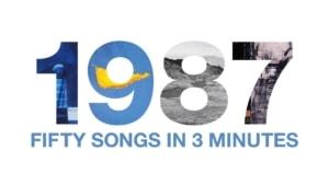 DIE Songs aus dem Jahr 1987 | Musik | Was is hier eigentlich los?