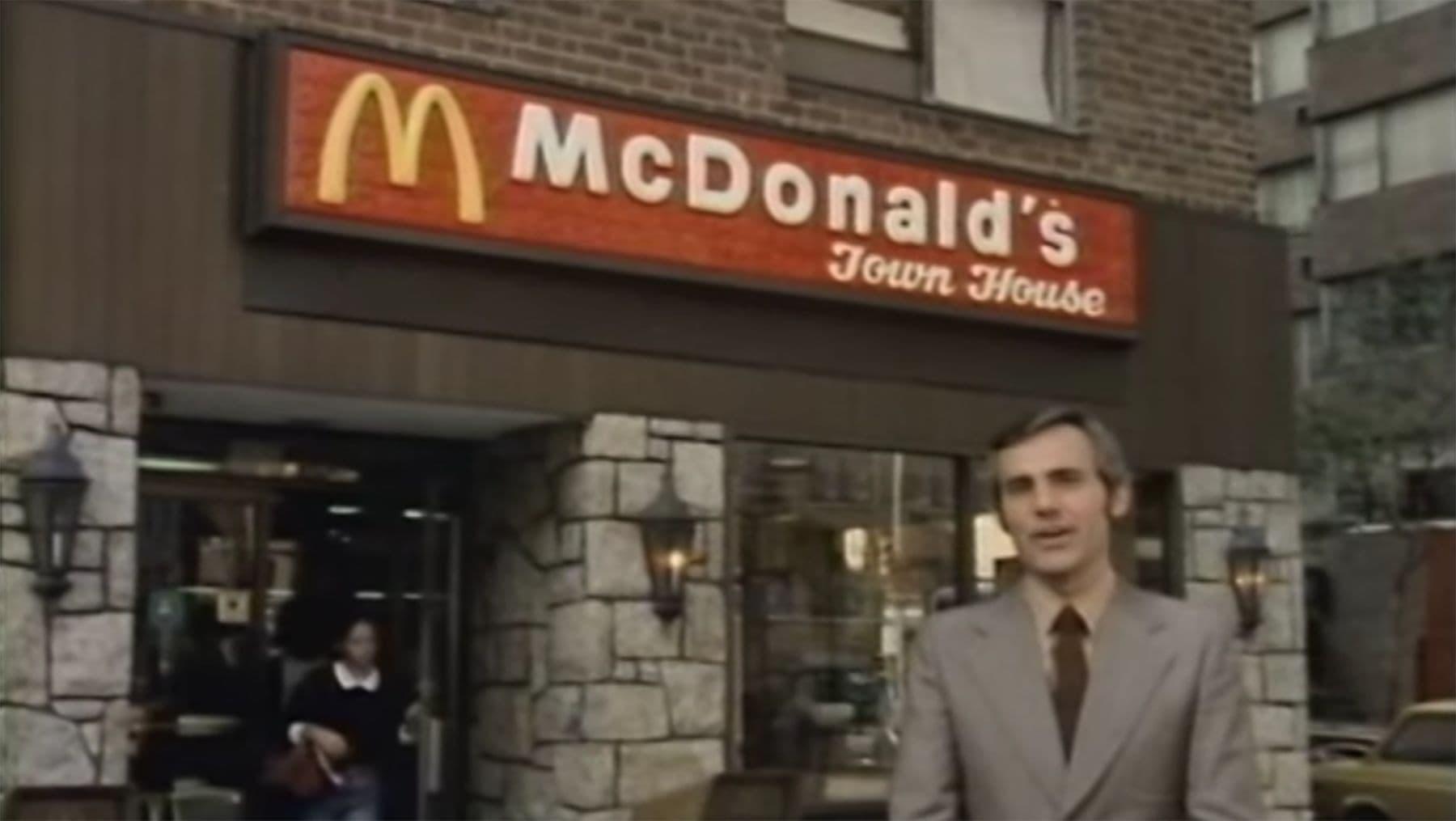 Ein Nachrichtenbeitrag über ein McDonalds-Restaurant von 1974 | Zeitgeschichte | Was is hier eigentlich los?