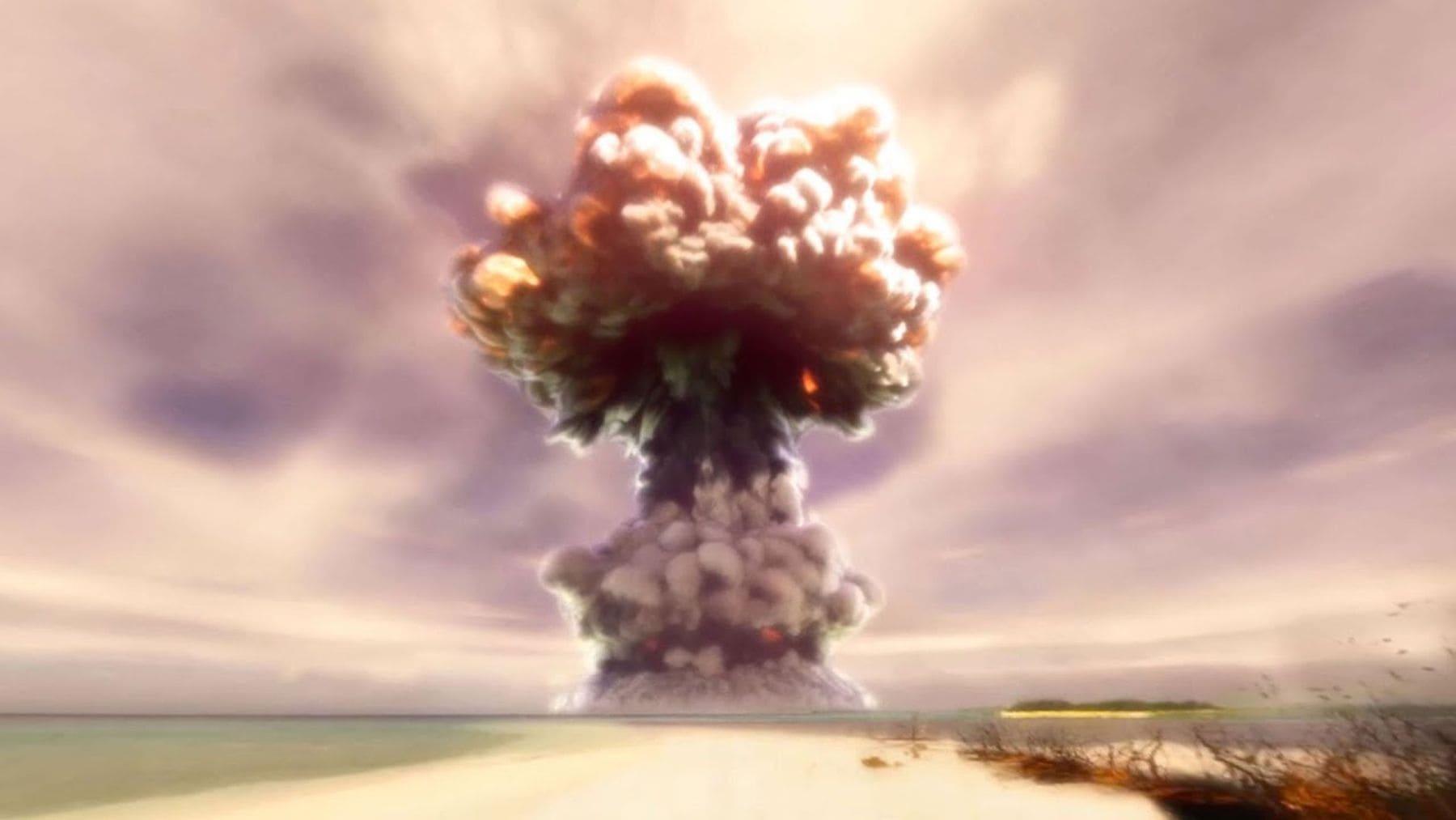 Eine Atombomben-Explosion aus nächster Nähe | WTF | Was is hier eigentlich los?