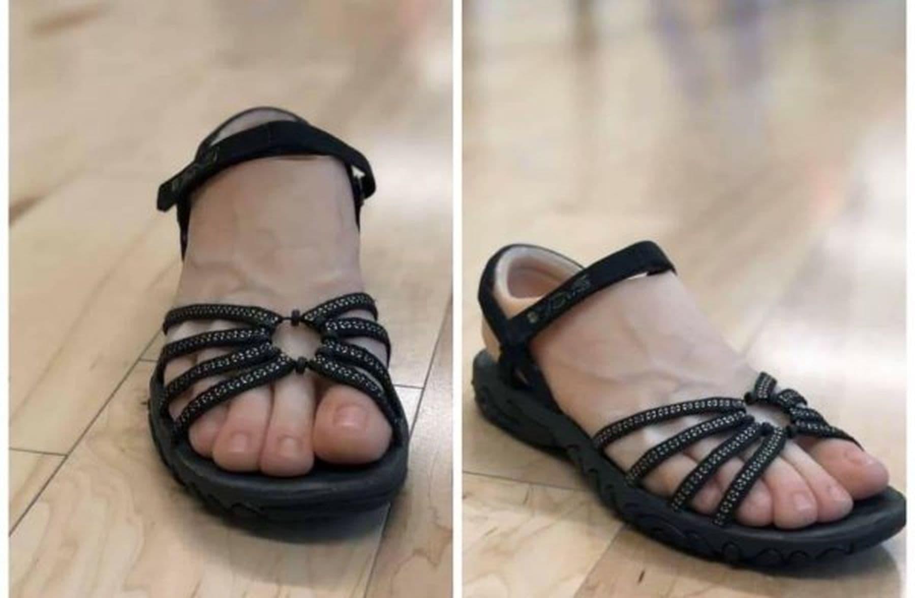 Sandalen für Menschen mit hässlichen Füßen | WTF | Was is hier eigentlich los?