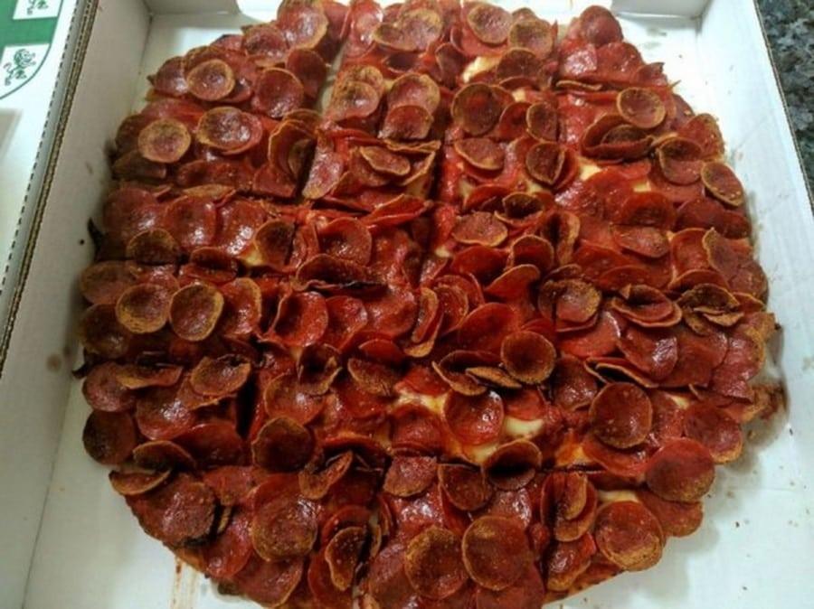 So geht Salami-Pizza | Lustiges | Was is hier eigentlich los?