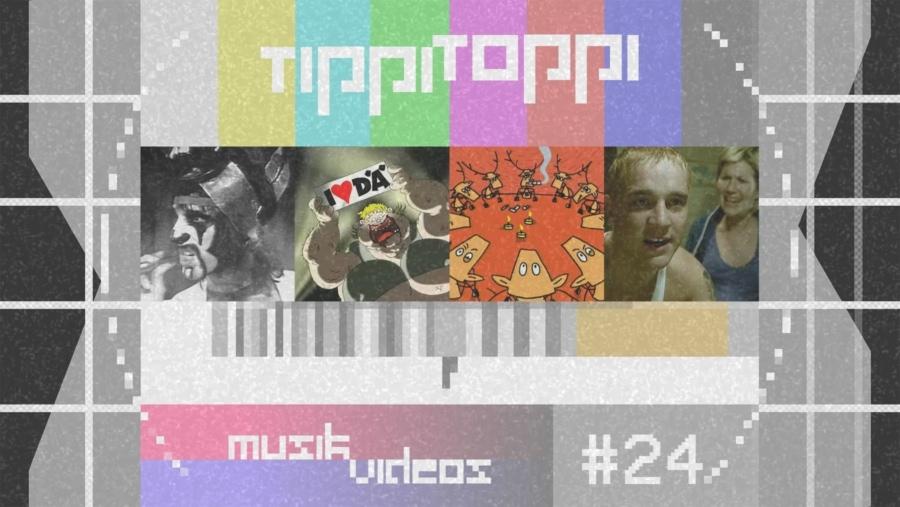 Tippi Toppi Musikvideos Vol. 24 – Das vorletzte Video verändert dein Leben | Musik | Was is hier eigentlich los?