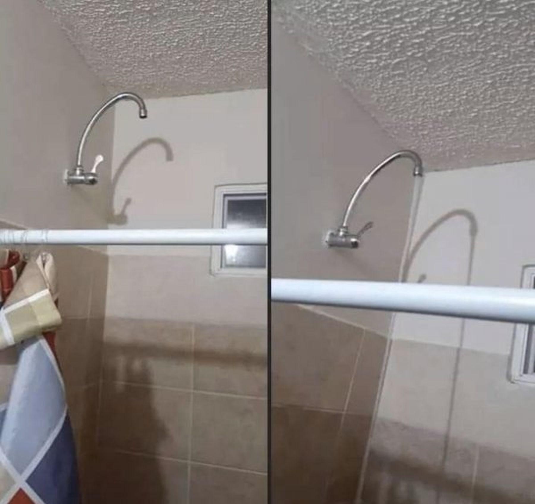 Wellness-Dusche in der Spar-Version | Lustiges | Was is hier eigentlich los?