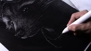 Wie man mit einem elektrischen Radierer zeichnet | Awesome | Was is hier eigentlich los?