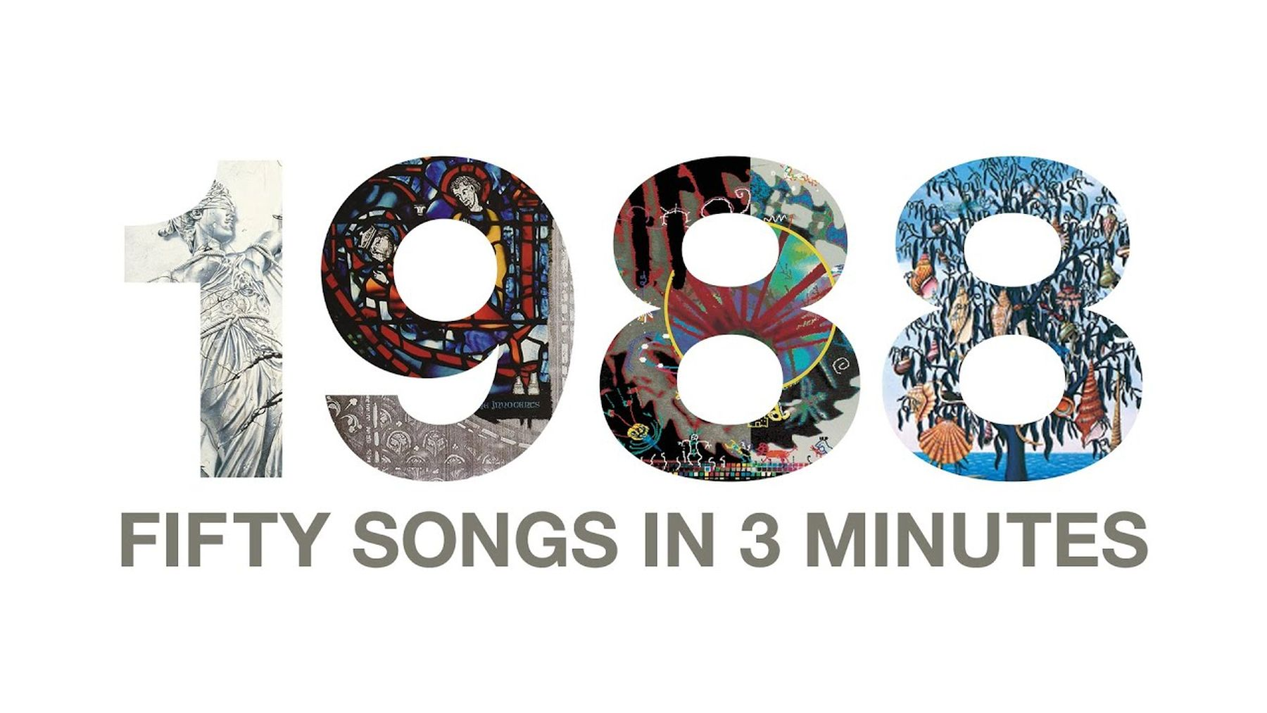 Die Songs aus dem Jahr 1988 | Musik | Was is hier eigentlich los?