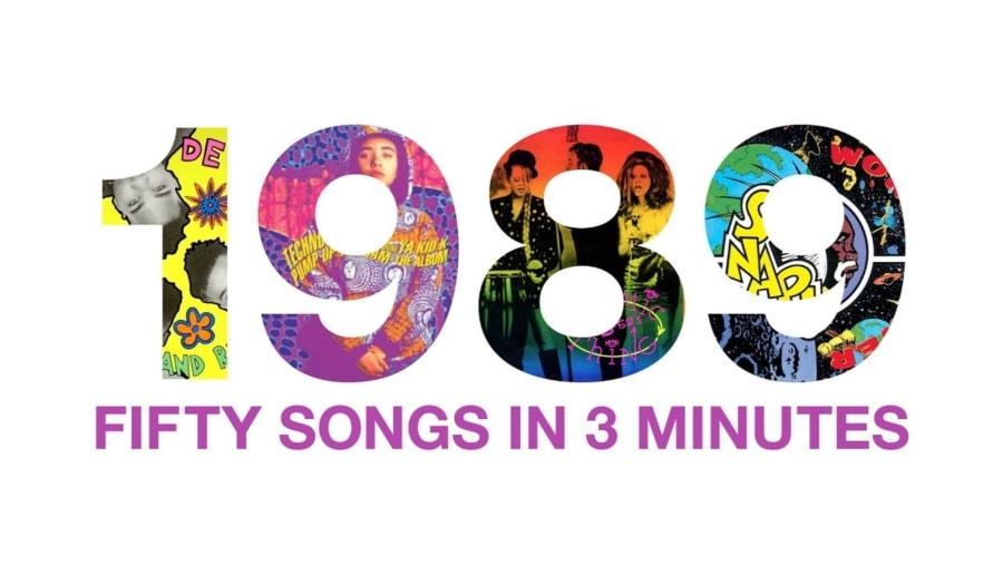 Die Songs aus dem Jahr 1989 | Musik | Was is hier eigentlich los?