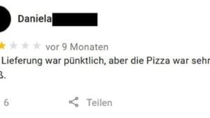 Iiiihhh, heiße Pizza ... | Lustiges | Was is hier eigentlich los?