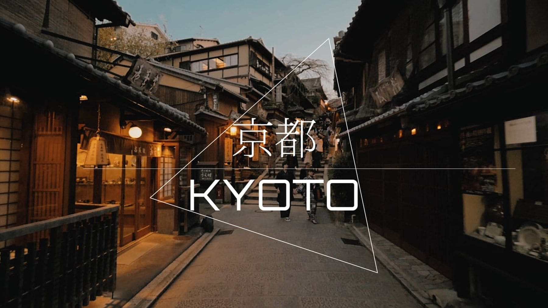 Kyoto Japan - Hyper Motion | Travel | Was is hier eigentlich los?