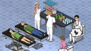 "Let's Game It Out spielt ""Project Hospital"" 