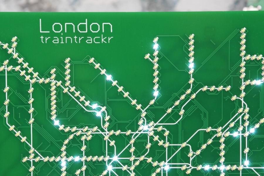 Traintrackr – Londons U-Bahn live für Zuhause | Gadgets | Was is hier eigentlich los?