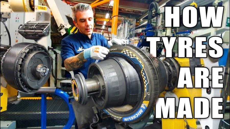 Wie Motorsport-Reifen hergestellt werden | Handwerk | Was is hier eigentlich los?