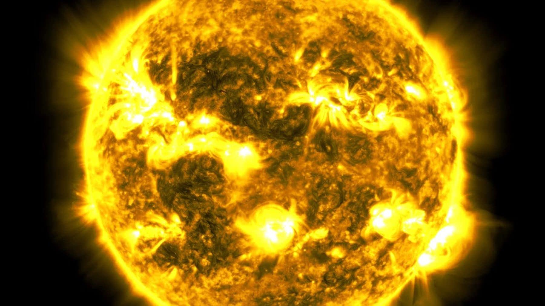 10 Jahre Sonnenbeobachtung als Timelapse | Timelapse | Was is hier eigentlich los?