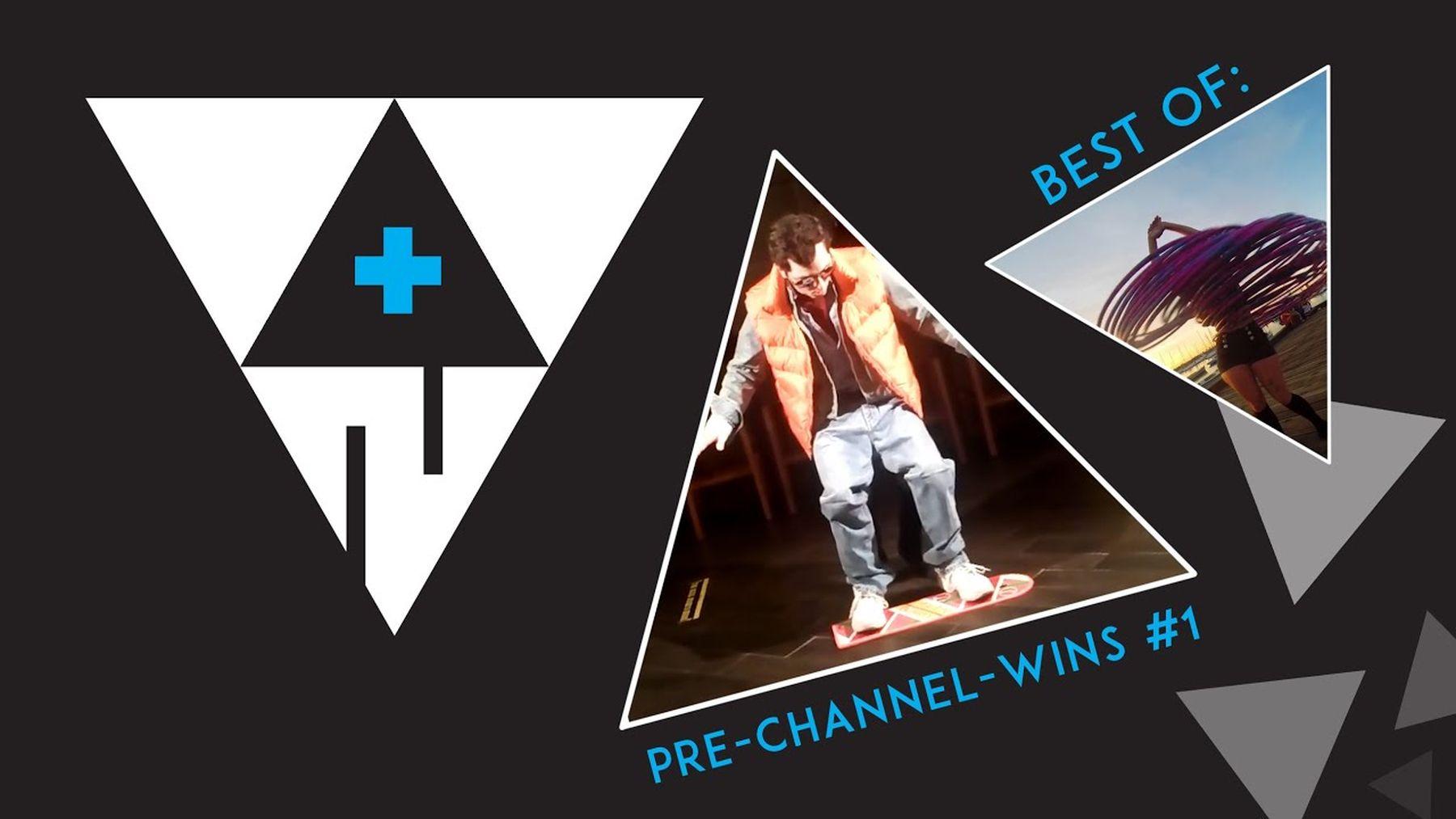 Bonus Win-Compilation: Best of Pre-Channel Videos #1 | Win-Compilation | Was is hier eigentlich los?